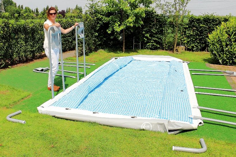intex ultra frame pool aufbau in wenigen schritten blog gongoll freizeit fachmarkt dormagen. Black Bedroom Furniture Sets. Home Design Ideas