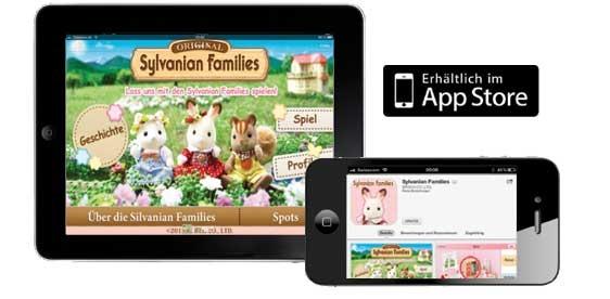 Sylvanian families als app blog for Sylvan app