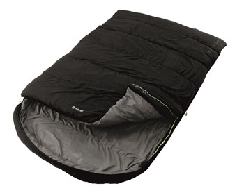 Outwell Schlafsack Campion Lux Double Black 230095