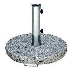 sonnenschirmst nder granit 40kg mit rollen 507043 schirmst nder sonnenschirme. Black Bedroom Furniture Sets. Home Design Ideas