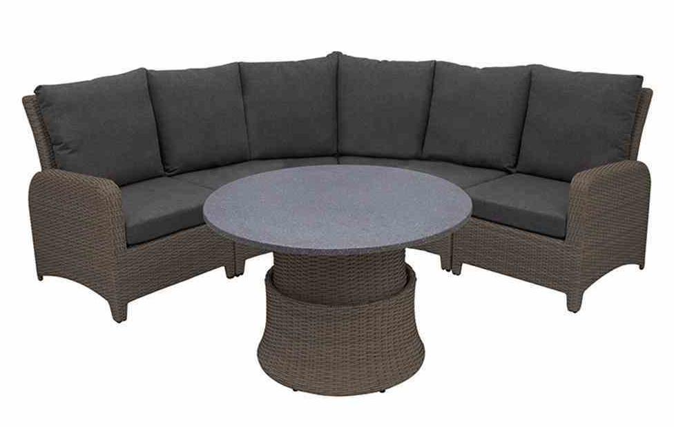 siena garden lounge set pescara inklusive kissen 275907. Black Bedroom Furniture Sets. Home Design Ideas