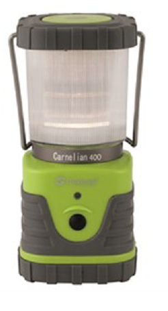 Outwell Campinglampe Carnelian 400 Lime Green 650551