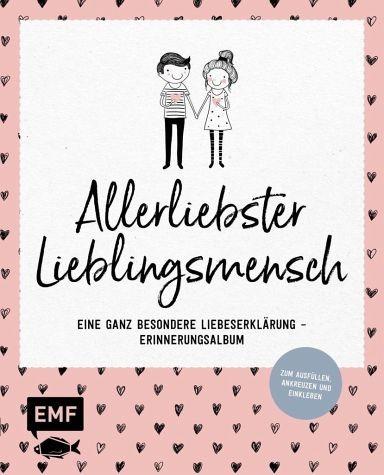 EMF Verlag Allerliebster Lieblingsmensch