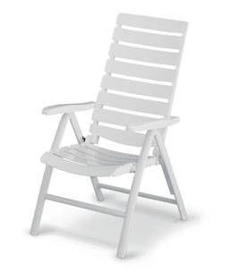 kettler riva hochlehner weiss 1407 000 kettler riva kettler gartenm bel. Black Bedroom Furniture Sets. Home Design Ideas