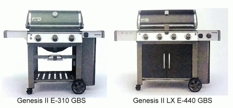 weber genesis ii lx kleinster mobiler gasgrill. Black Bedroom Furniture Sets. Home Design Ideas