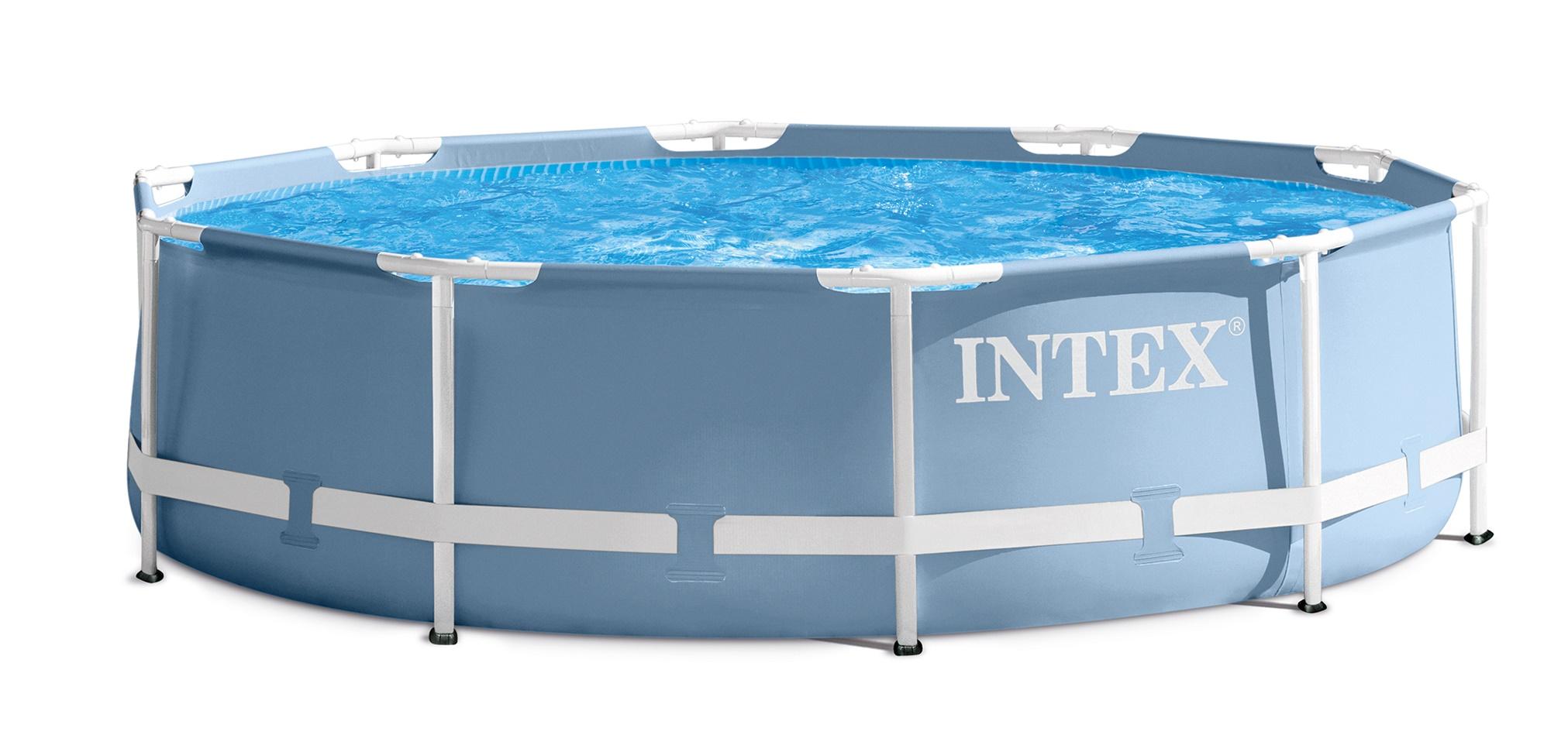 Intex Prism Frame Pool-Set 457x122cm (26736GN) | INTEX | Spielwaren ...