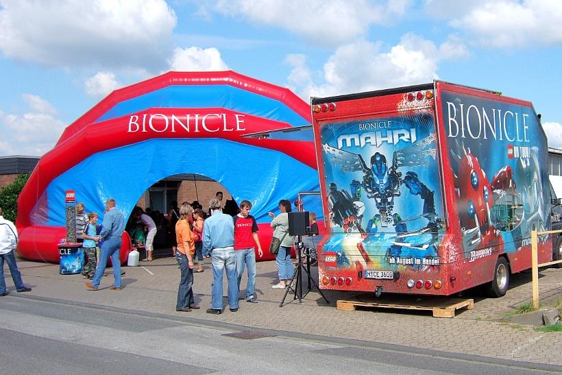 LEGO-Bionicle-Roadshow-2007-Gongoll-Dormagen