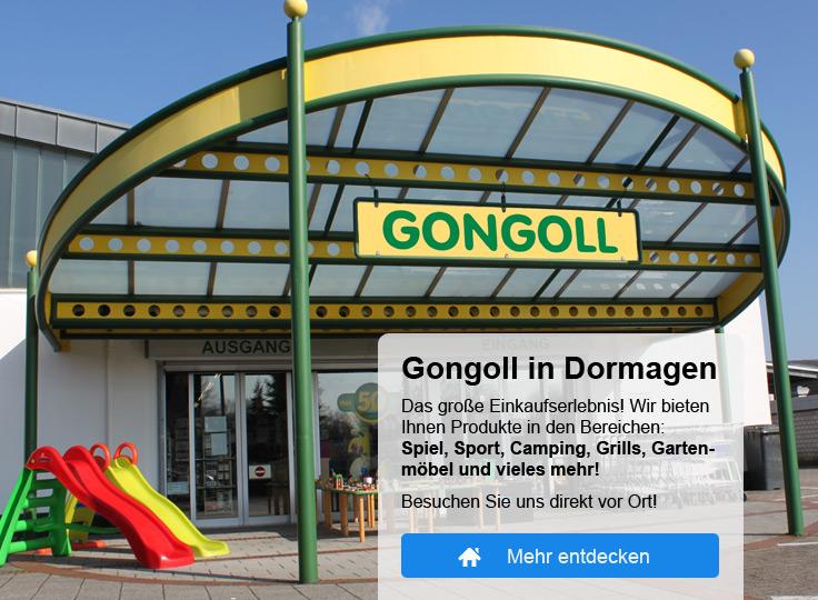 Gongoll Dormagen www.gongoll-shop.de