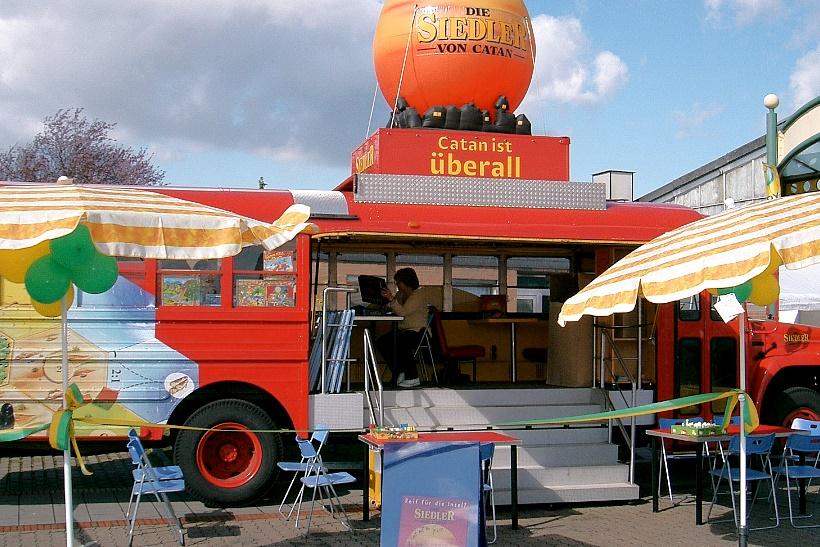 Siedler-von-Catan-Bus-Tour-Show-2004-Gongoll-Dormagen-Kosmos