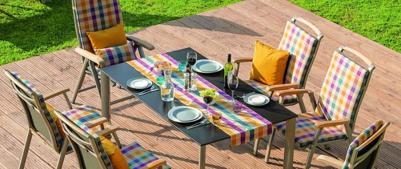 Gartenmöbel Neuheiten und Angebote von Kettler  Gongoll Freizeit