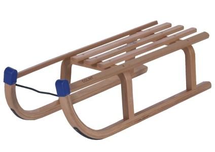 Colint Holzschlitten Davoser Form 100cm