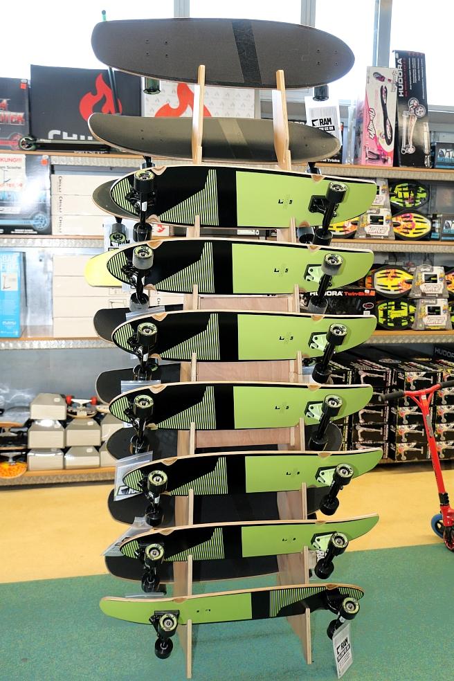 Longboards-Waveboards-Angebote-Ram-Chili-Scooter-Neuheiten