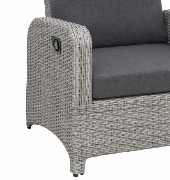 siena garden lounge sessel lisboa vestellbar sessel geflecht gartenm bel gartenm bel. Black Bedroom Furniture Sets. Home Design Ideas