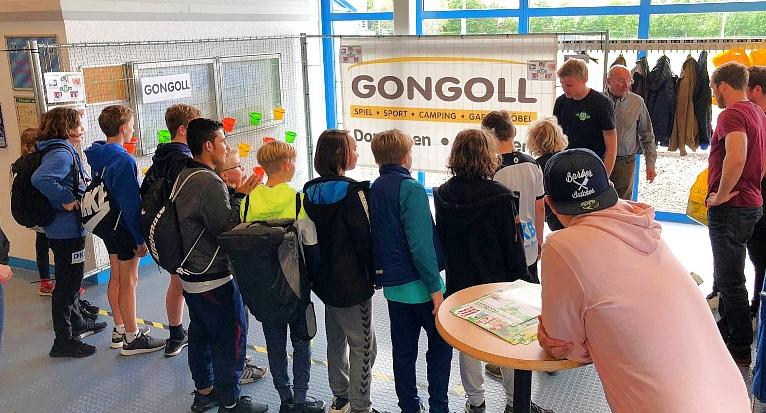TSV-Dormagen-Gongoll-Tag-2019-Handball-Aktion