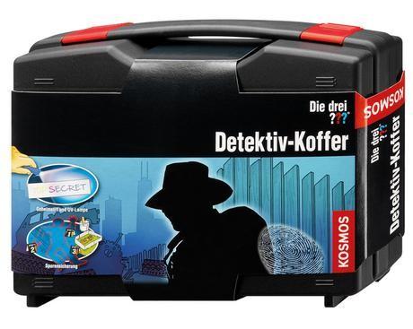 Kosmos Die Drei ??? Detektiv-Koffer 631949