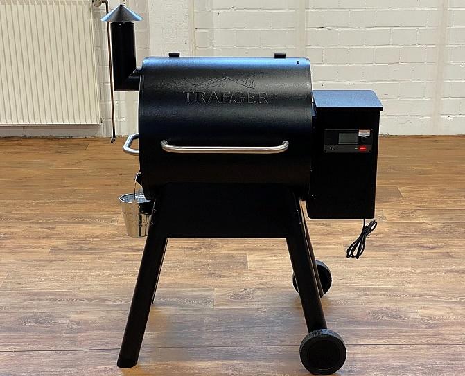 Traeger-Pro-575-Black-Aufbau-3