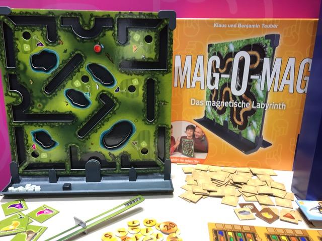 Teuber-Mag-o-Mag-Spiel-Kosmos-Neuheit