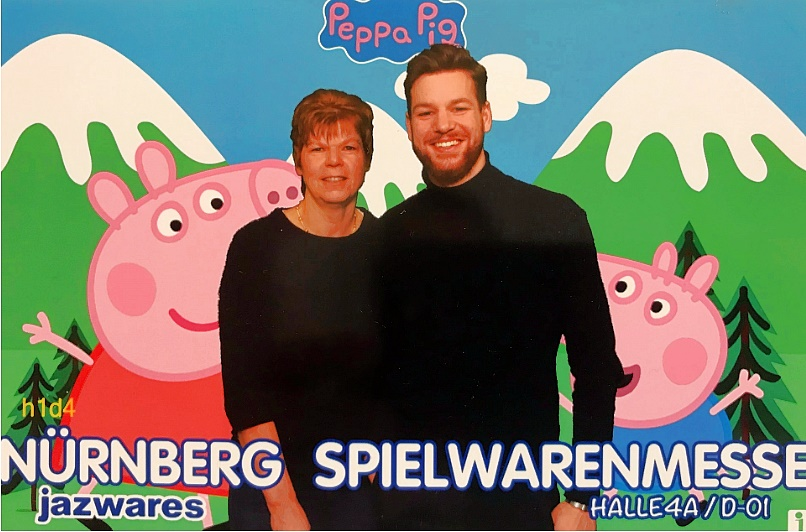 Spielwarenmesse-Peppa-Pig-Jazwares-Gongoll-Urmetzer