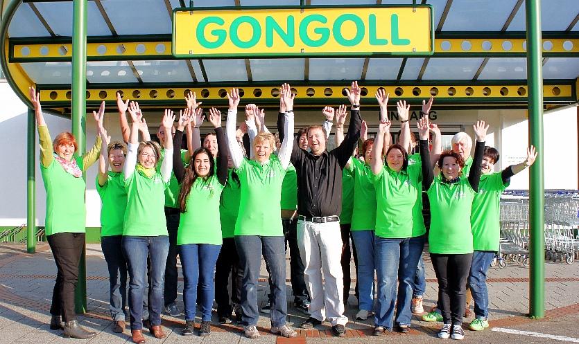 Gongoll-Dormagen-Team