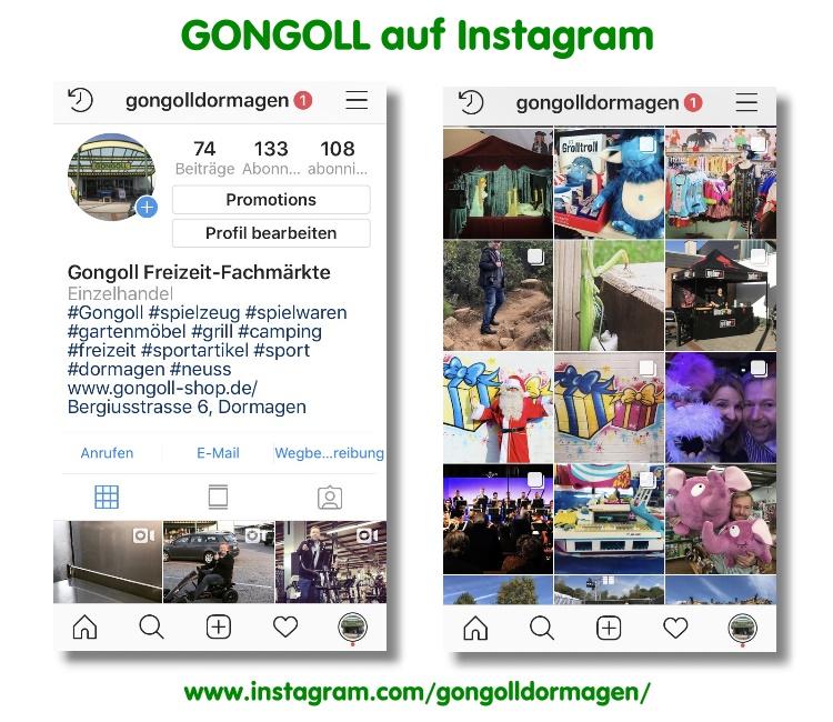 Gongoll-auf-Instagramm