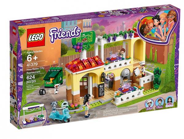 LEGO® Friends Heartlake City Restaurant 41379 | Lego ...