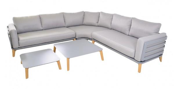 Loungegruppe Sphere mit 2 Tischen
