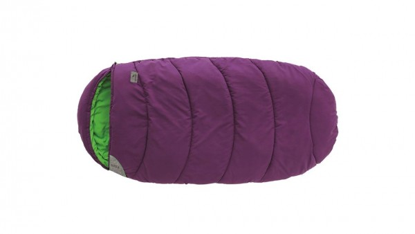 Outwell Kinderschlafsack Ellipse Junior Majesty Purple 240117