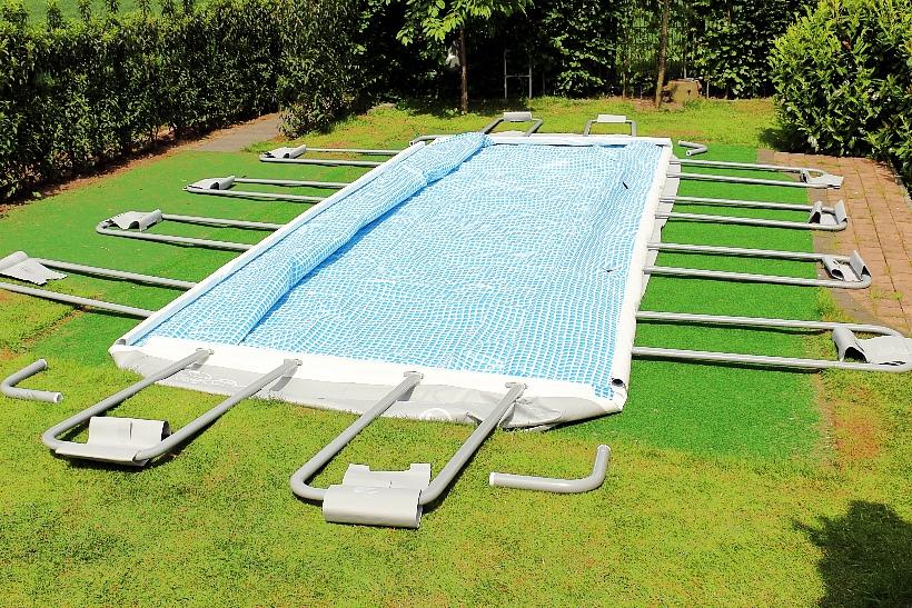 Frame pool eckig rc56 kyushucon for Stahl pool eckig