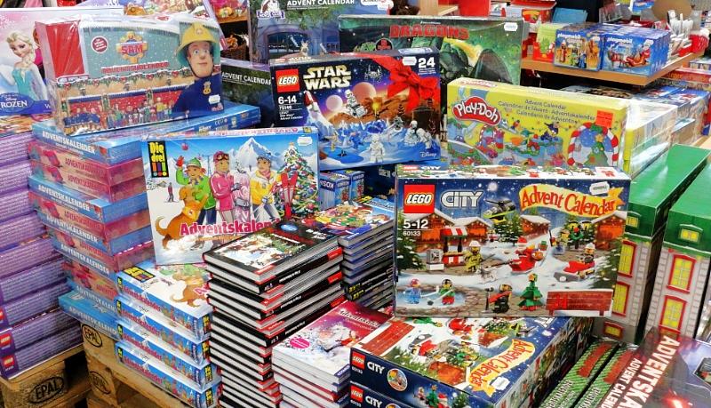 Weihnachtskalender Angebote.Adventskalender 2016 Neuheiten Und Angebote Eingetroffen Blog