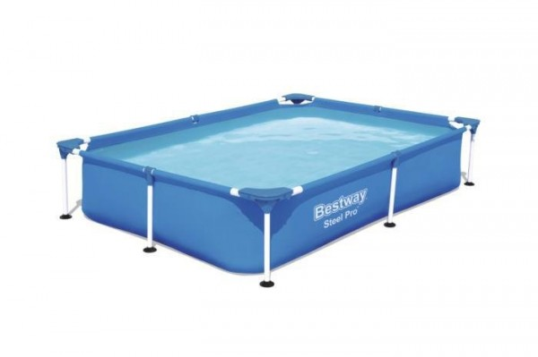 Family Pool Steel Pro 221x150x43cm 56401