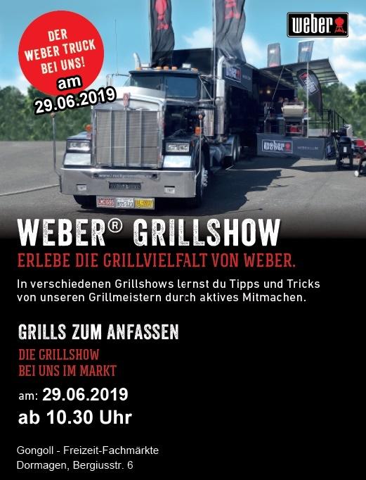 Weber-truck-Show