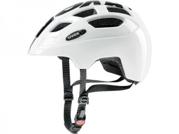 Uvex Helm Finale Junior LED White-Black 51-55cm S4148080815