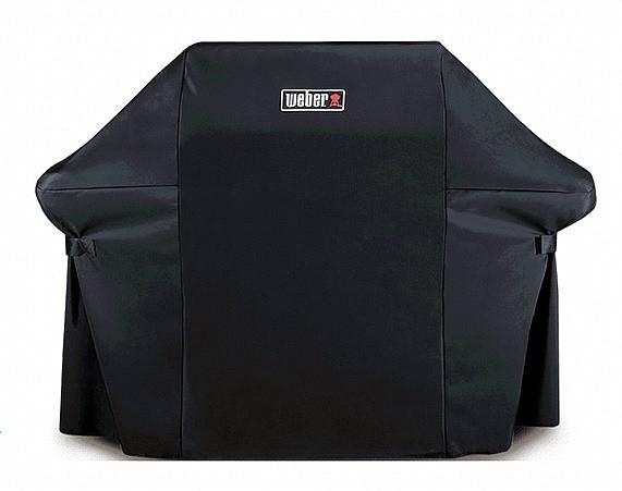 Weber Premium Abdeckhaube - Genesis-II- und die Genesis-II-LX-400-Serien (7135)