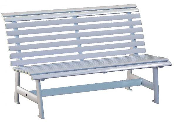 Kettler 2er Bank Aluminium 0310711 5000 Bänke Gartenmöbel