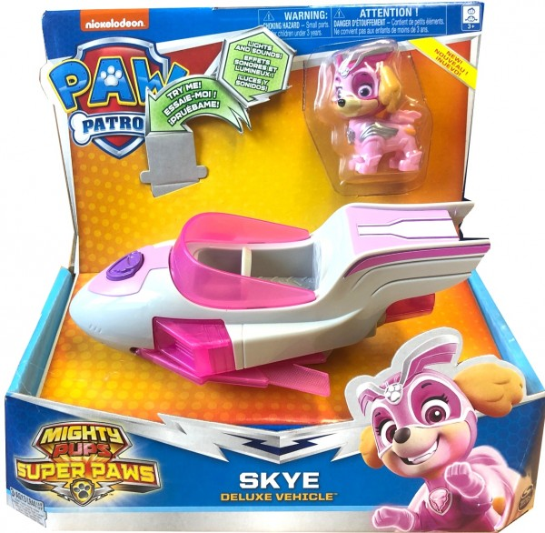 Paw Patrol Mighty Pups Super Paws Skye 20115478