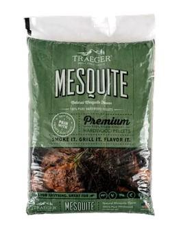 Traeger Holzpellets Mesquite 9kg