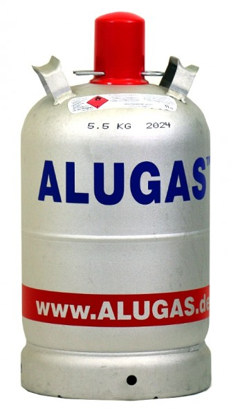 ALU-Gasflasche leer 11kg