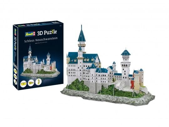Revell 3D Puzzle Schloss Neuschwanstein 00205