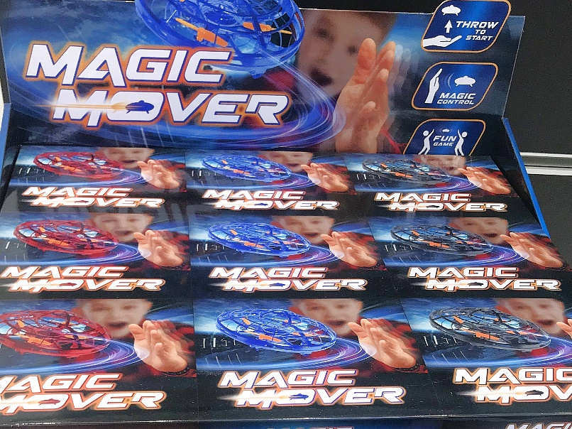 Revell-Drone-Magic-Mover-Neuheit-2019-Spielwarenmesse