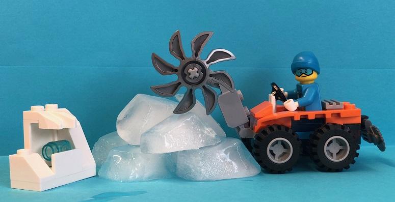 KLEIN-Arktis-30360-Lego-City