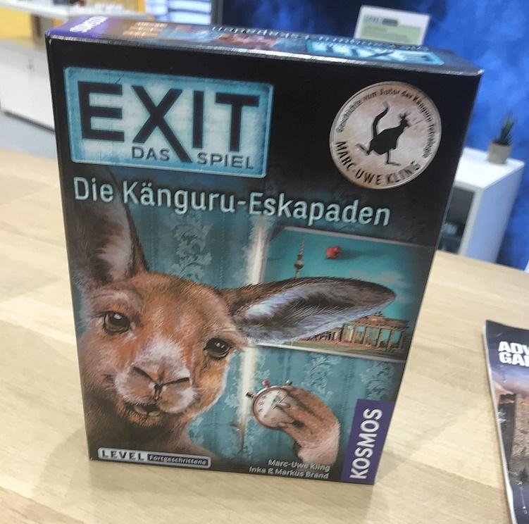 Kosmos-Exit-K-nguru-Eskapaden-Mark-Uwe-Kling-Spielwarenmesse-Neuheiten