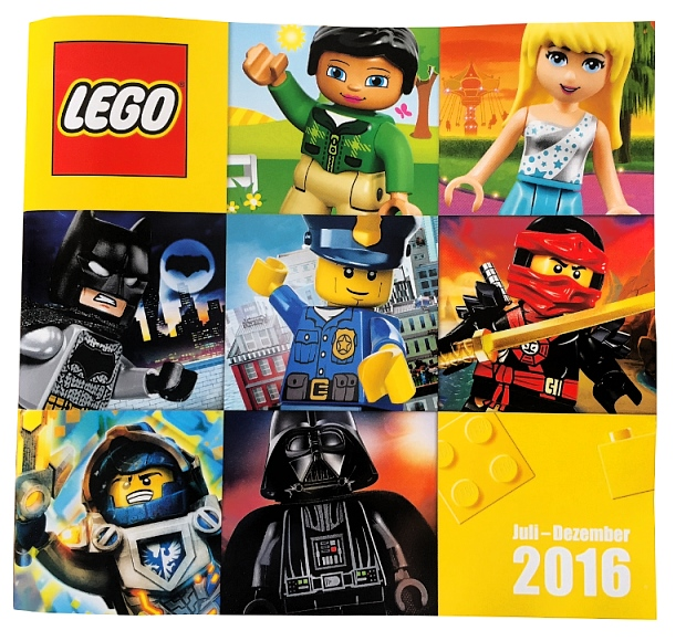 Lego Katalog 2016 Juli Dezember Eingetroffen Blog Wwwgongoll