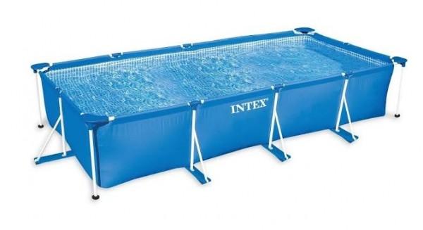 Intex Metal Frame Pool 450x220x84cm (28273NP)