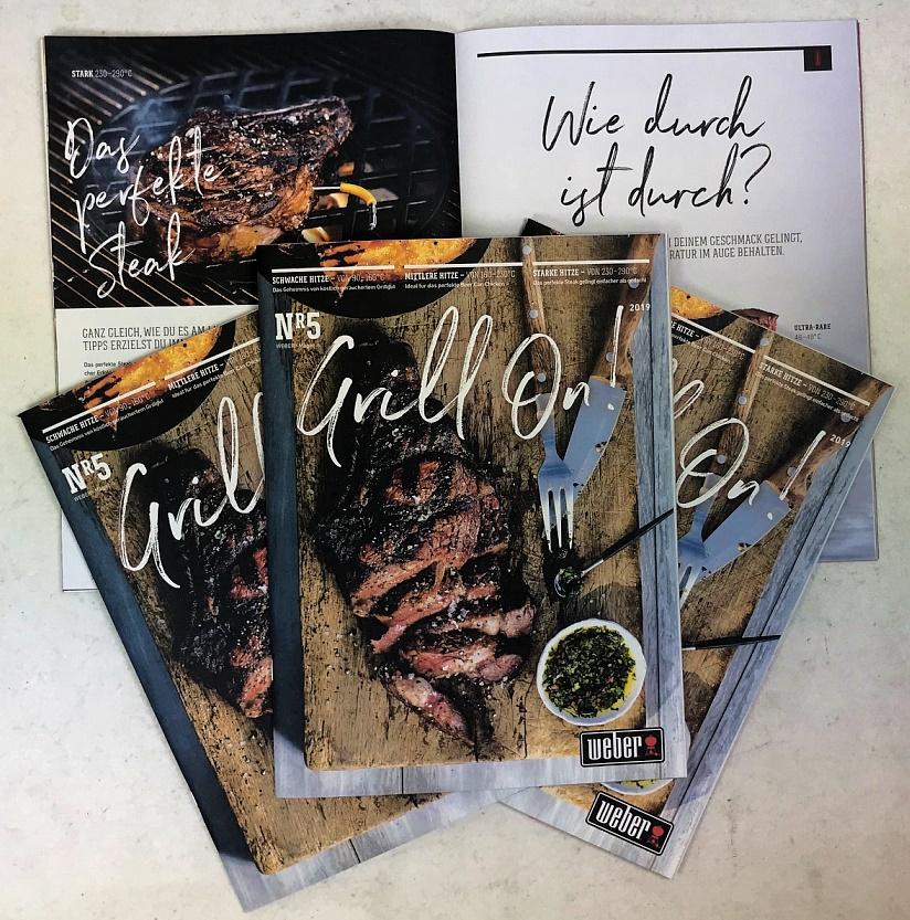 Weber-Katalog-2019-Grill-On-Nr5-eingetroffen-kostenlos
