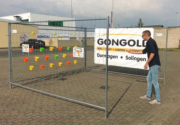 Gongoll-Banana-Pong-Spiel