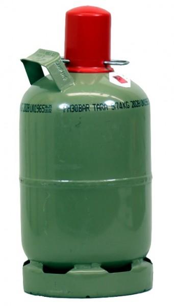 Gasflasche leer 5kg