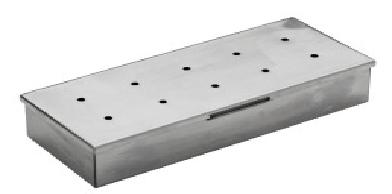 Dancook Räucherbox aus Edelstahl 140552