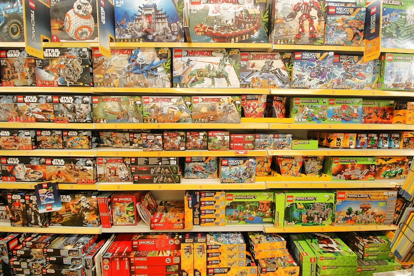 LEGO-Angebote-Neuheiten-Weihnachten-2017-Spielwaren-Star-Wars-Technik-Ninjago