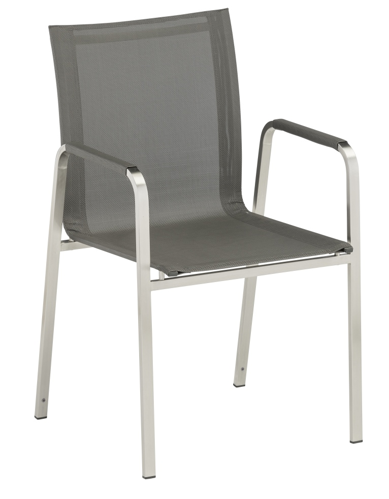 kettler vida edelstahl stapelsessel 0104802 9000 stapelsessel gartenm bel kategorien. Black Bedroom Furniture Sets. Home Design Ideas