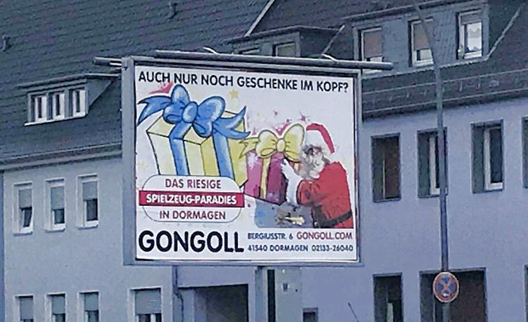 Gongoll-Weihnachtsplakat-K-ln-Worringen-B9-2018-11